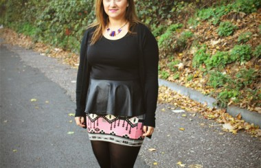 Black ist beautiful [Outfit]