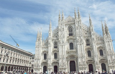 Mailand Milano City Trip Sightseeing