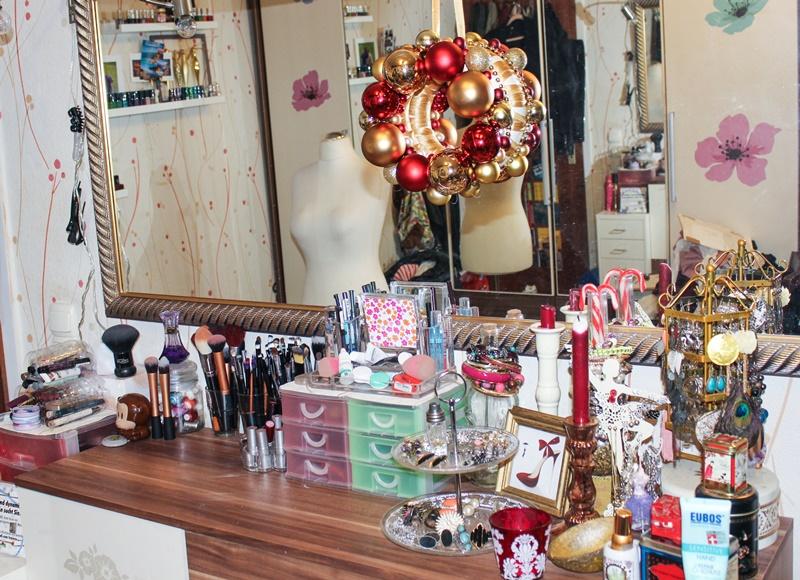 das wichtigste an weihnachten das zuhause raum tour majkaswelt. Black Bedroom Furniture Sets. Home Design Ideas