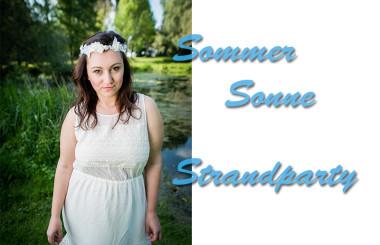 Strandparty Zeit — Sommer Outfit  #inbetweenie [WERBUNG]