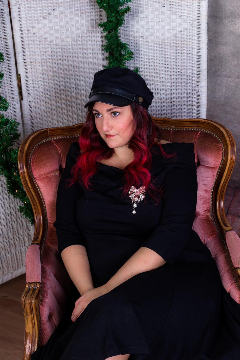 majkaswelt,outfit,silvester,plussize,kleid,kleinesschwarzes,blogger